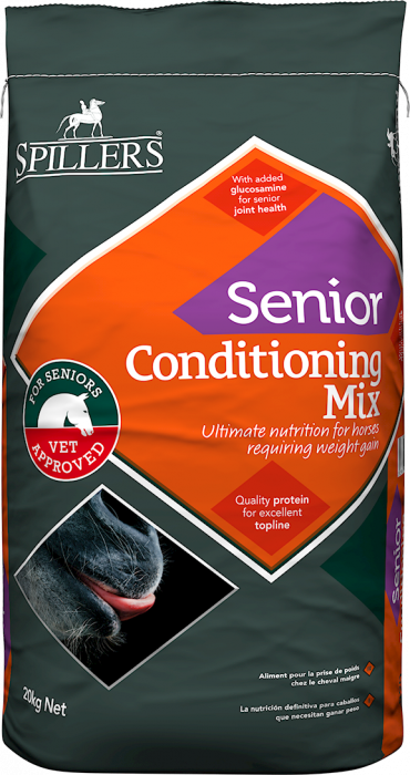 Musli Senior Conditioning Mix Spillers