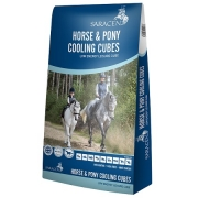 Granulat Horse and Pony Cooling Cubes 20kg SARACEN www.forhorses.pl