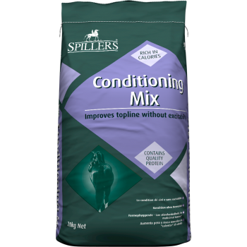 www.forhorses.pl Conditioning Mix 20kg SPILLERS
