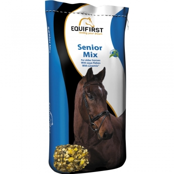 SENIOR MIX 20KG EQUI'FIRST www.forhorses.pl